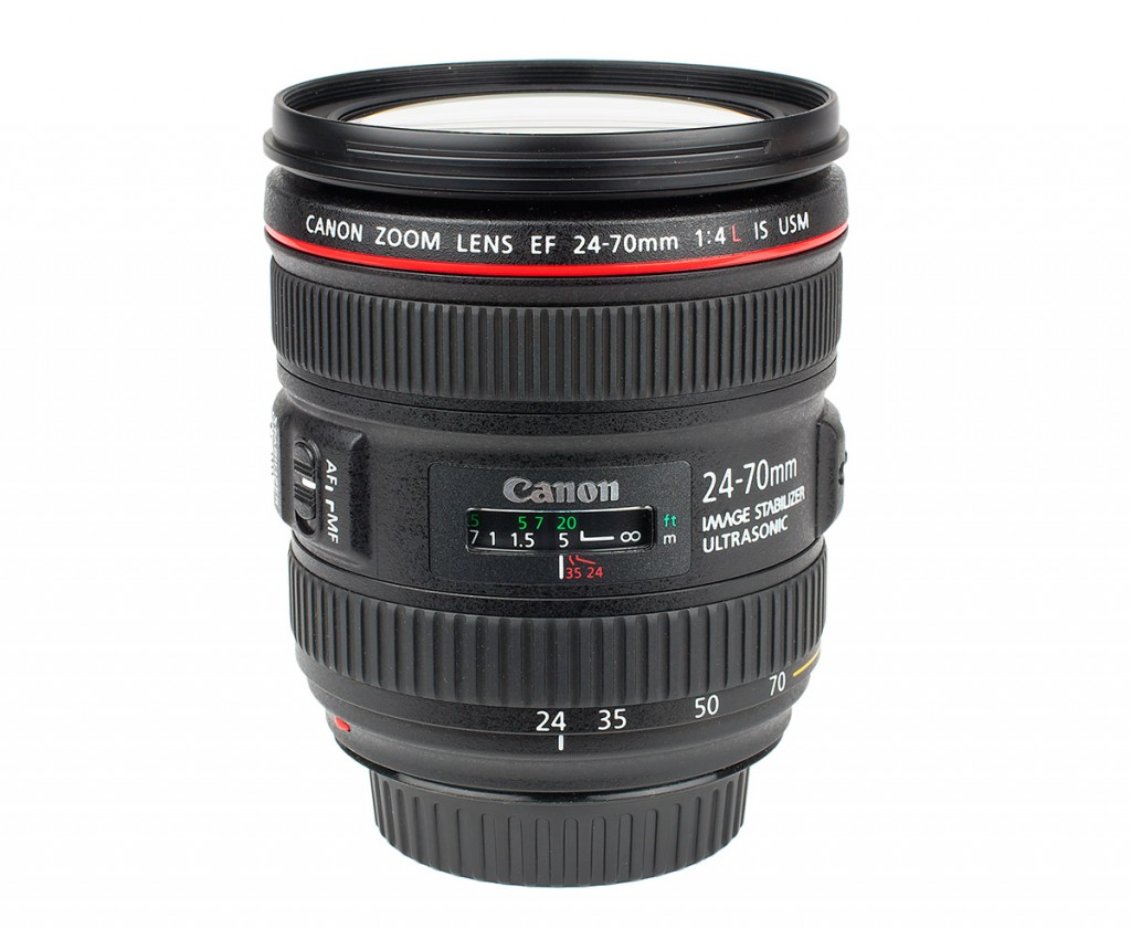 Canon EF 24-70 mm f/4 L IS USM test normal zoom