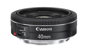 Canon EF 40 mm f/2,8 STM Test