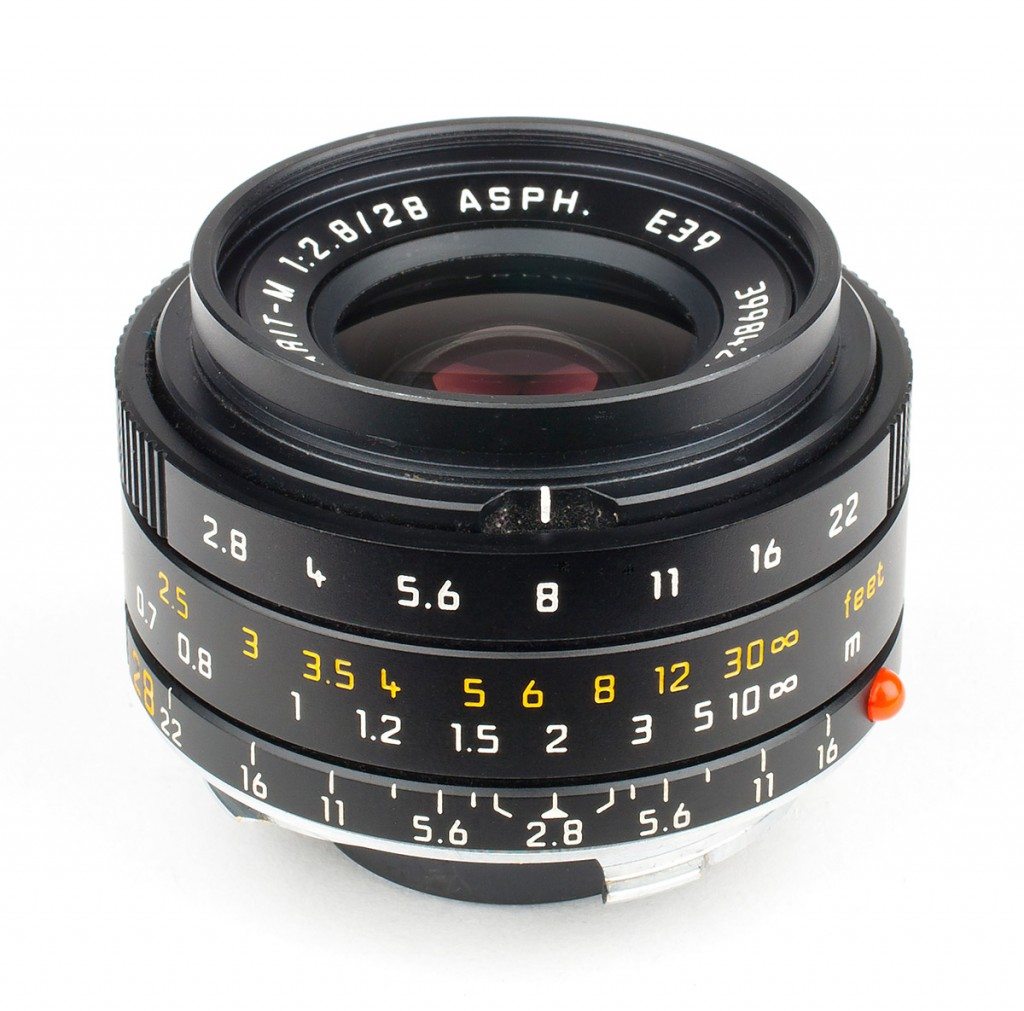 Leica Elmarit-M 28 mm f/2,8 ASPH test vidvinkel