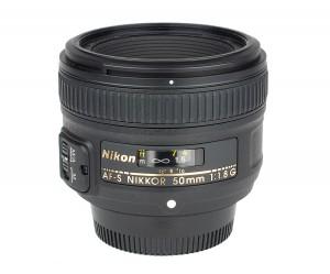 Nikon AF-S 50 mm f/1,8 G Test