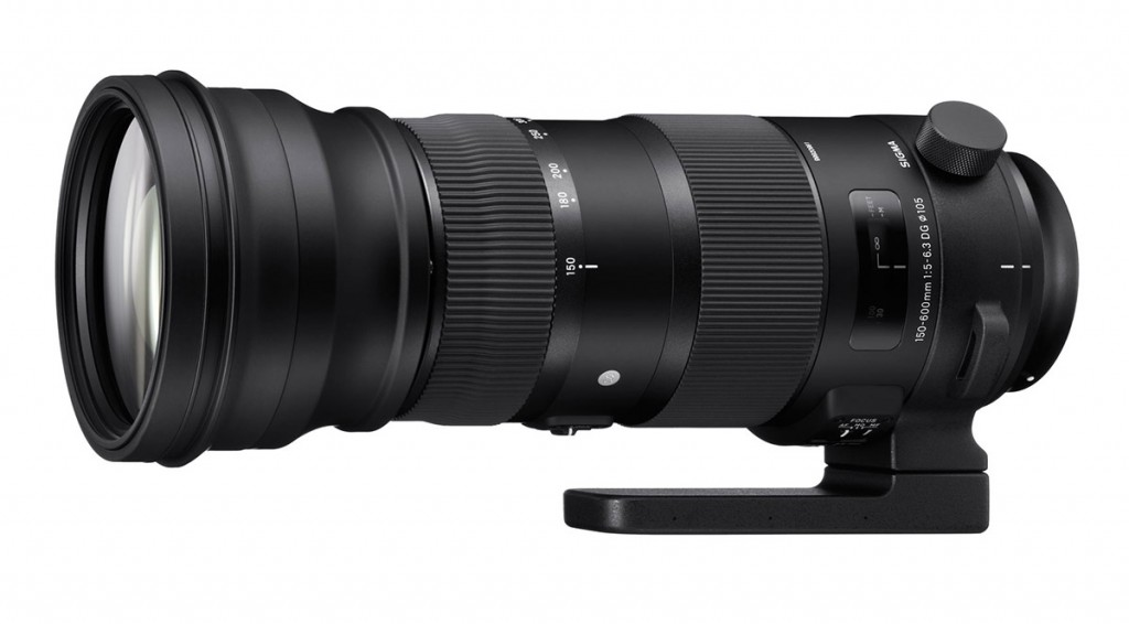Sigma 150-600 mm f/5-6,3 DG OS HSM Sports Test