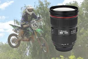Test: Canon EF 24-70 mm f/2,8 L II USM – klarar det mesta!