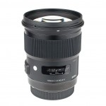 Sigma 50 mm f/1,4 DG HSM Art Test – fenomenalt skarpt!
