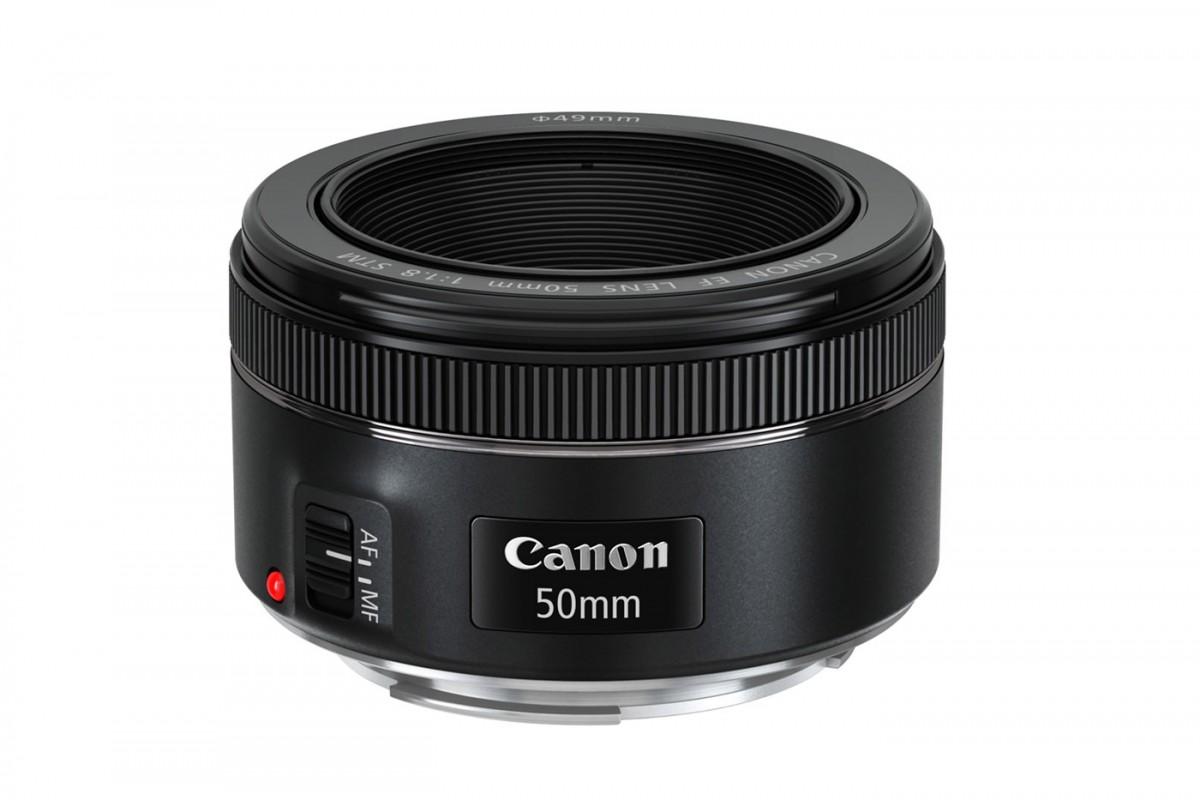 Canon EF 50mm f/1,8 STM normalojektiv