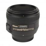Test: Nikon AF-S 50 mm f/1,4 G