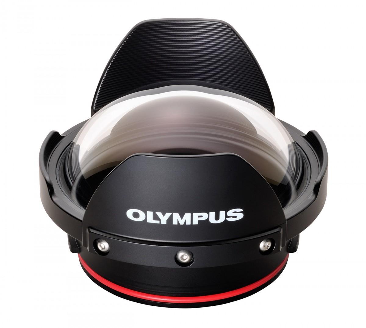 Olympus Pro-EP02 Lens Port undervattensport