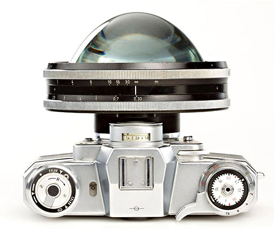 Carl Zeiss Super Q Gigantar 40 mm f/0,33