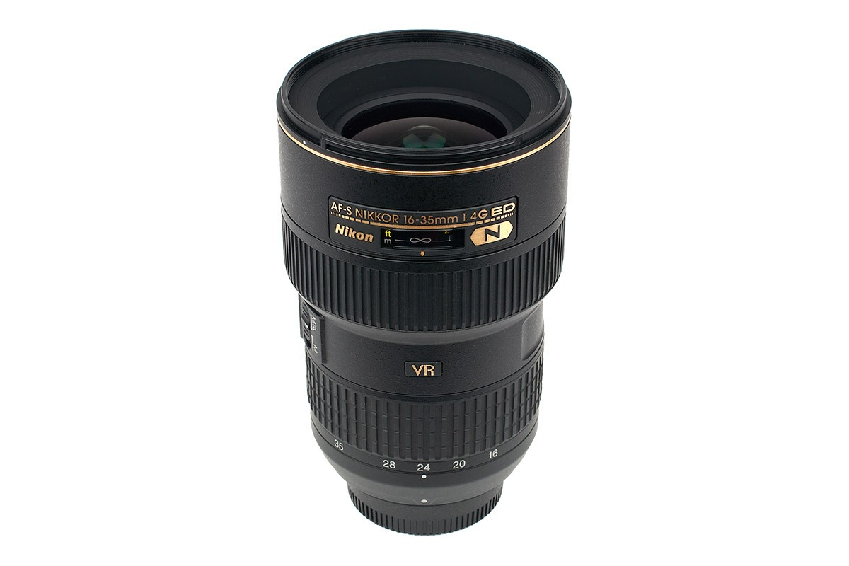 Nikon AF-S 16-35 mm f4 G ED VR test