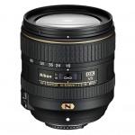 Ny allroundzoom för Nikon DX: 16-80mm f/2,8-4 E ED VR
