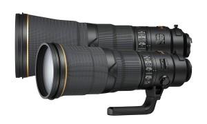 Supertelen på bantningskur – möt Nikons nya 500mm och 600mm f/4 E FL ED VR