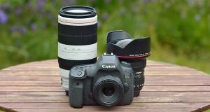 Inkommet för test: Tre nya Canon-objektiv samt EOS 5DS R
