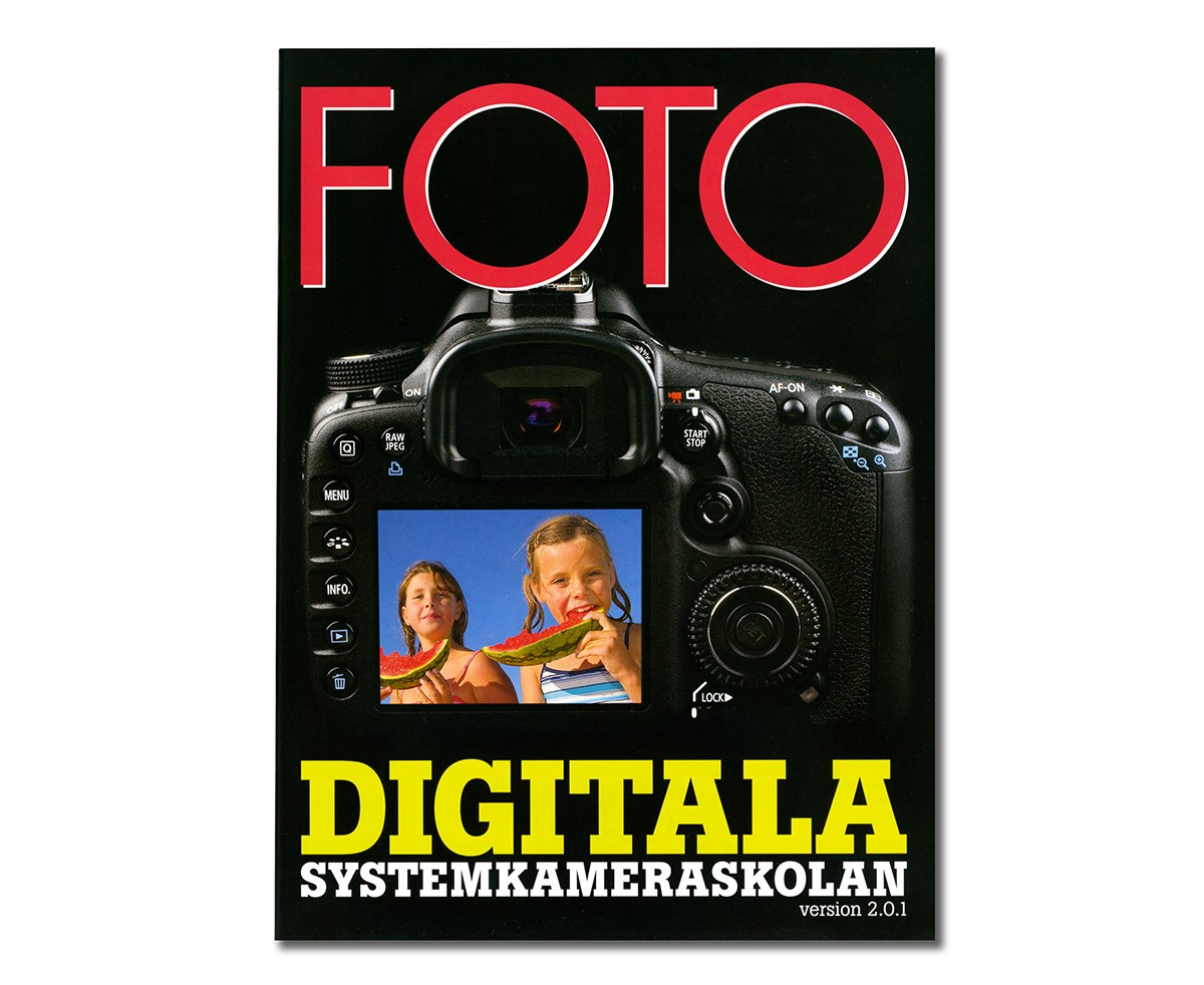 FOTO Digitala Systemkameraskolan fotoskola fotokurs