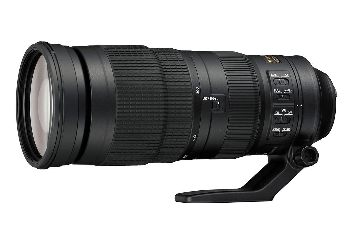 Nikon AF-S 200-500 mm f5,6 E ED VR telezoom