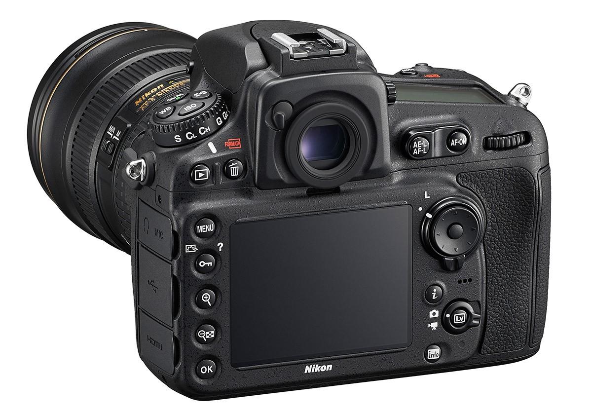 Nikon D810 fullformat test systemkamera
