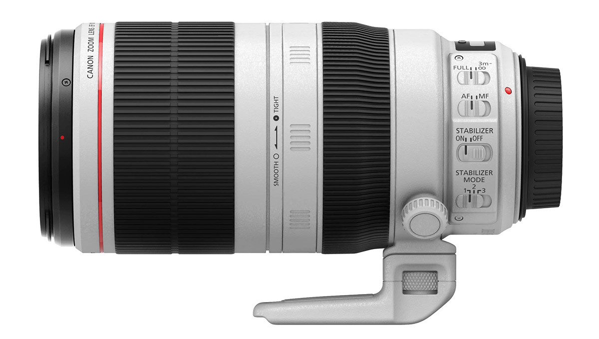 Canon EF 100-400mm f/4.5-5.6 L IS II USM telezoom Objektivtest.se