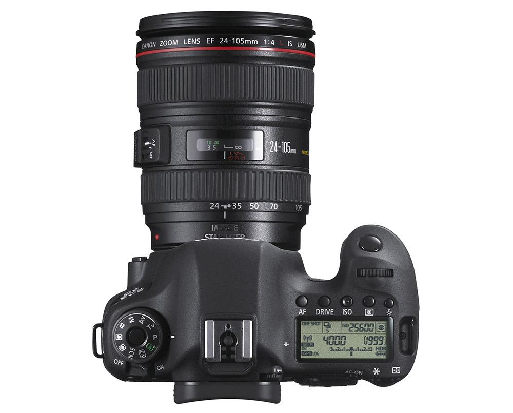Canon EOS 6D test systemkamera