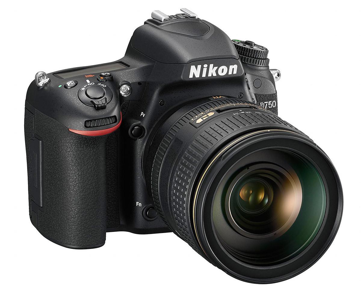 Nikon D750 test systemkamera fullformat 24 megapixel