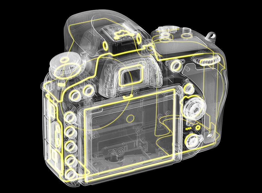 Nikon D750 test vädertätad systemkamera