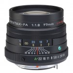 Test: Pentax SMC FA 77mm f/1,8 Limited – en riktig godbit!