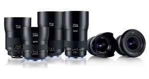 Zeiss Milvus – en ny serie objektiv för Canon och Nikon