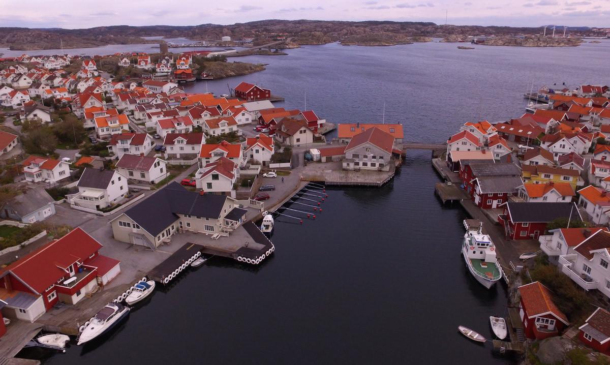 Klädesholmen Tjörn Bohuslän