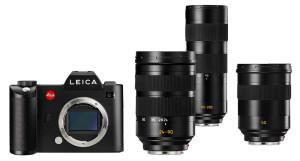 Nyhet: Leica SL – spegellös fullformatskamera & tre objektiv