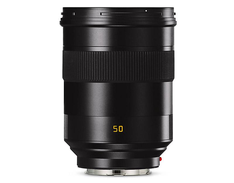 Leica Summilux-SL 50 mm f/1,4 ASPH normalobjektiv SL fullformat objektiv