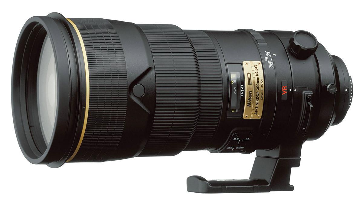 Nikon AF-S 300 mm f/2,8 G ED VR test teleobjektiv Objektivtest.se