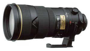 Nikon AF-S 300 mm f/2,8 G ED VR Test