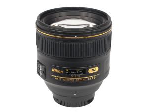 Test: Nikon AF-S 85 mm f/1,4 G
