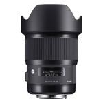 Sigma 20 mm f/1,4 DG HSM Art – ljusstarkaste 20 mm hittills