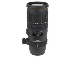 Sigma APO 70-200 mm f/2,8 EX DG OS HSM Test