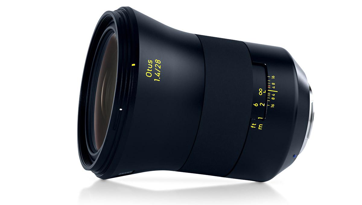 Zeiss Otus 28 mm f/1,4 världens bästa vidvinkelobjektiv