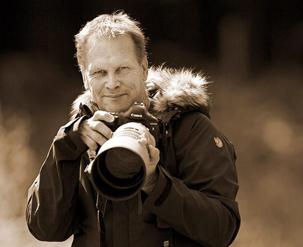 Brutus Östling naturfotograf