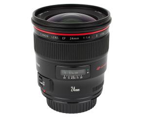 Canon EF 24 mm f/1,4 L II USM – ljusstarkt, vädertätat & knivskarpt