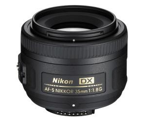 Nikon AF-S DX 35 mm f/1,8 G Test