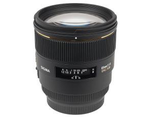 Sigma 85 mm f/1,4 EX DG HSM Test – prisvärt porträtt-tele