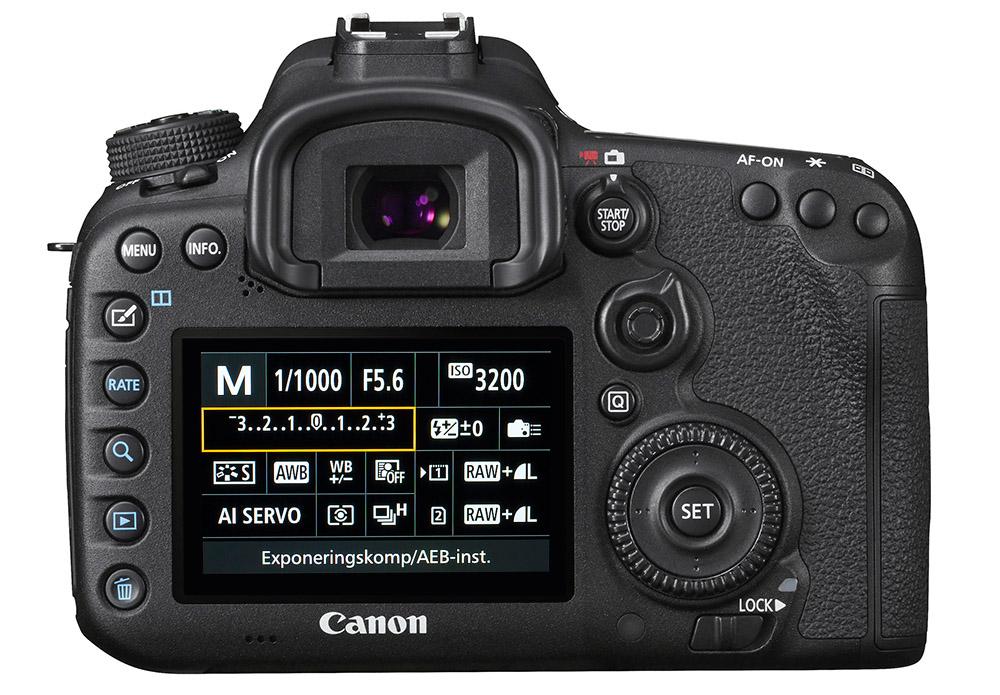 Canon EOS 7D Mk II test Christian Nilsson