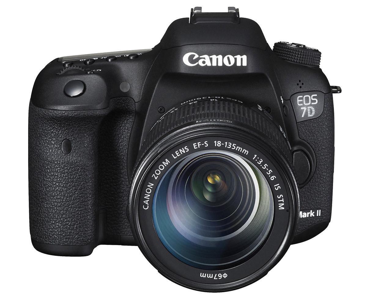 Canon EOS 7D Mk II systemkamera test av Christian Nilsson objektivtest.se