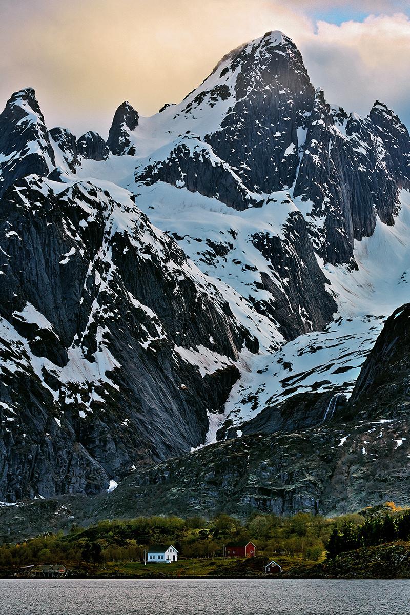 Claes Grundsten Trolltindan Loften Norge landskapsfotografering naturfoto