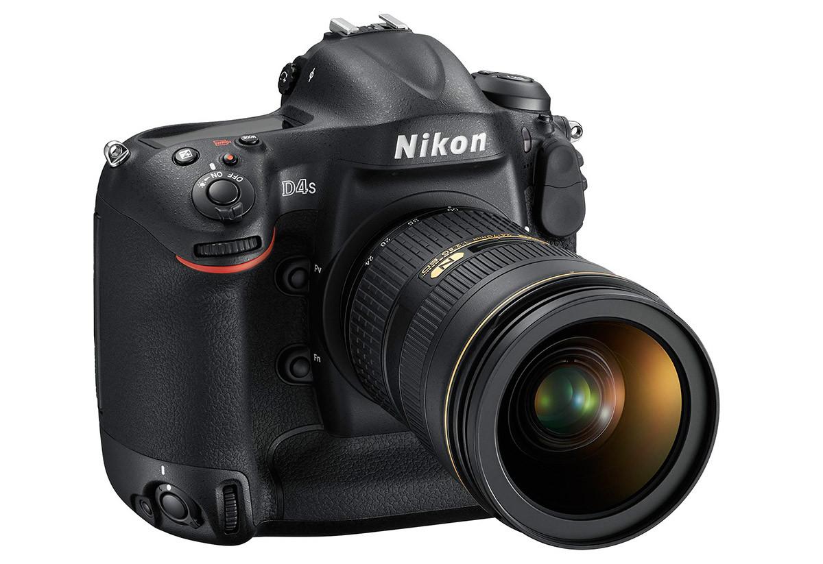 Nikon D4S test professionell systemkamera fullformat