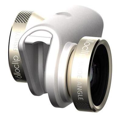 Olloclip 4-in-one iPhone objektiv till mobiltelefon