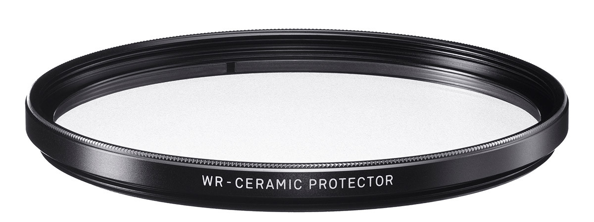 Sigma Water Repellent (WR) Ceramic Protector skyddsfilter