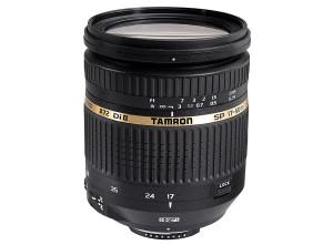 Tamron SP AF 17-50 mm f/2,8 XR Di II VC Test