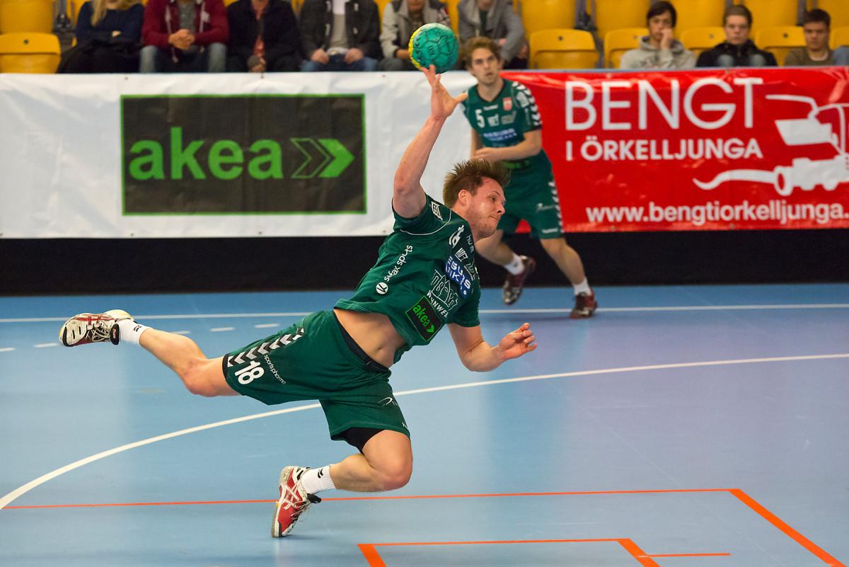Canon EOS 5D Mark III test sportfotografering handboll foto Christian Nilsson Objektivtest.se
