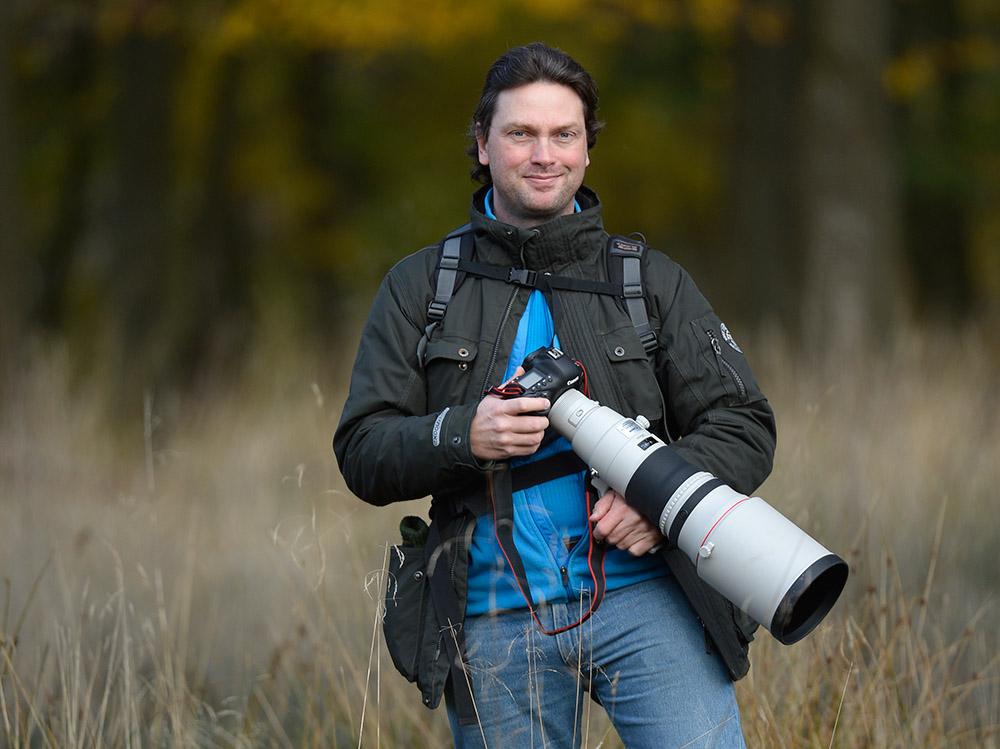 Christian Nilsson teknisk redaktör Tidningen FOTO & Objektivtest.se