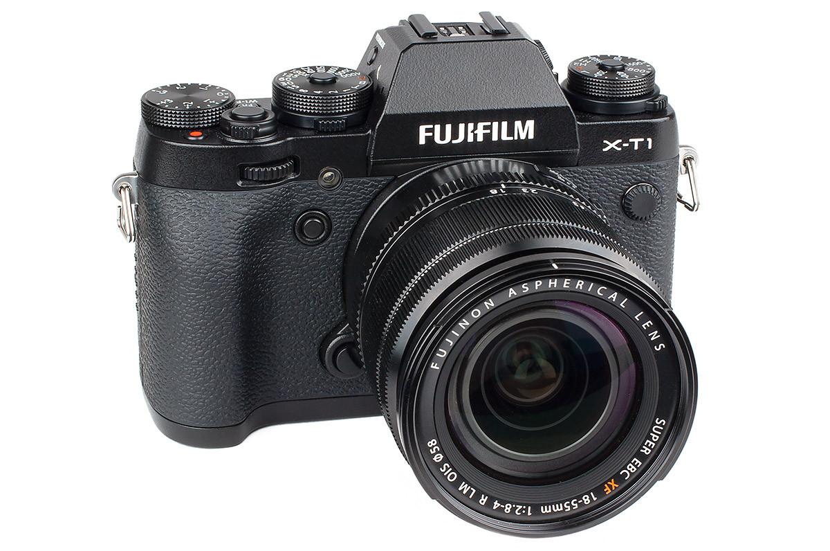 Fujifilm X-T1 test spegellös systemkamera toppmodell