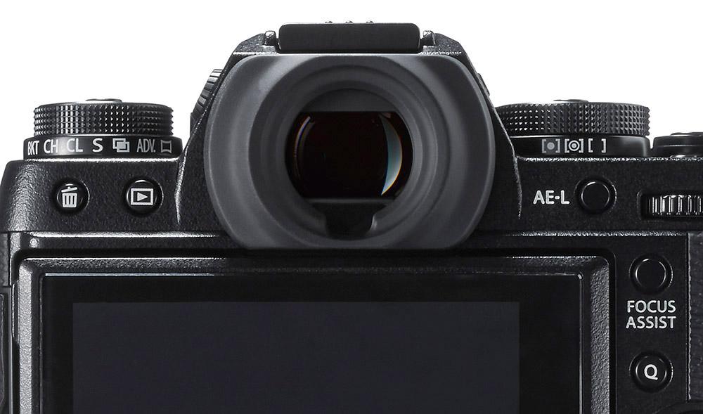 Fujifilm X-T1 elektronisk sökare EVF