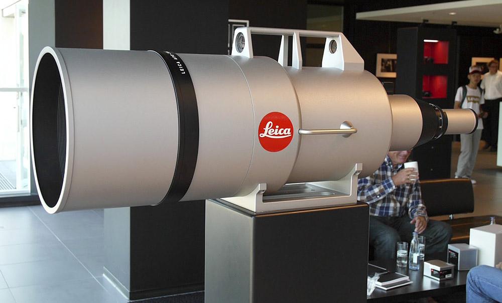 Leica APO Telyt R 1600mm/5.6 lista åtta monstruösa teleobjektiv