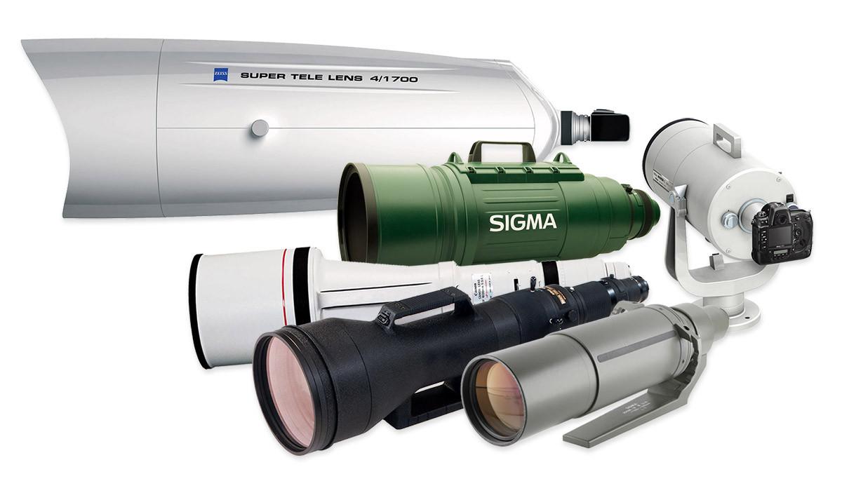 Lista åtta monstruösa teleobjektiv världens största objektiv av Objektivtest.se